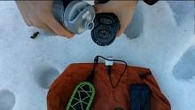 Powertrekk - portable Brennstoffzelle mit Akku