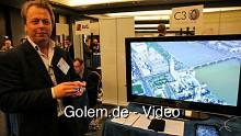 C3 stellt 3D-Mapping-Lösung auf dem Mobile World Congress 2011 vor