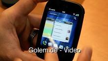 HP Veer - Demo auf dem Mobile World Congress 2011