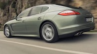 Porsche Panamera Hybrid S - Trailer