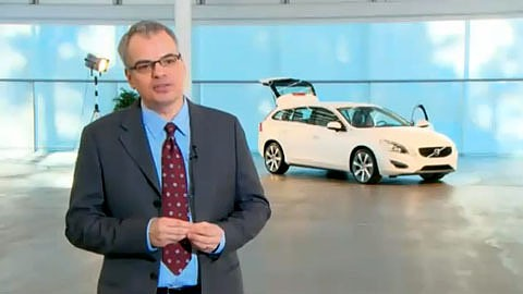 Volvo bringt 2012 den V60 als Plugin-Hybridauto heraus