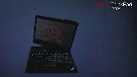 Vorschau auf Lenovos Thinkpads für das Jahr 2011 - Herstellervideo