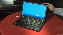 Lenovos neues Thinkpad W520 - Herstellervideo