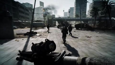 Battlefield 3 - Gameplay-Trailer (Spielszenen)