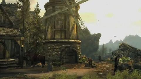 Skyrim - Gameplay-Trailer (Spielszenen)