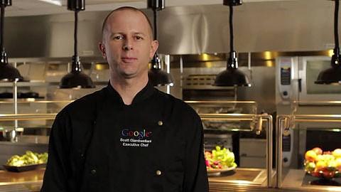 Google stellt Rezeptsuche vor - Herstellervideo