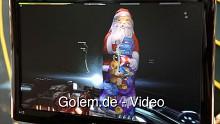 Scanbull bringt 3D-Scans in Black Prophecy - Demonstration auf der Cebit 2011