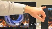 AMD zeigt Llano-Prototyp auf der Cebit 2011
