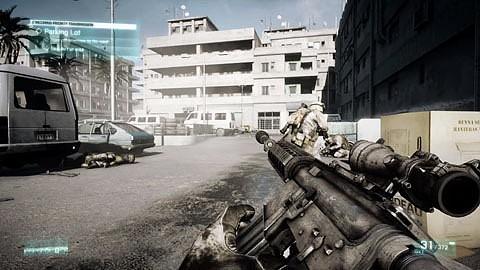 Battlefield 3 - Fault Line Episode 1 - Trailer