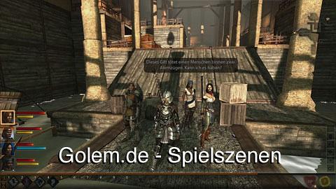 Dragon Age 2 - Spielszenen der PC-Version im DirectX-11-Modus