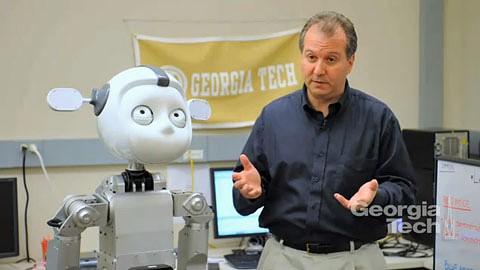 Wie Roboter Aufmerksamkeit erregen