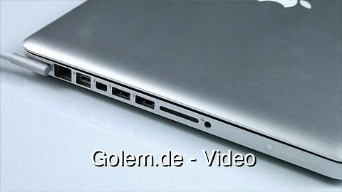 Apple Macbook Pro 13 mit Intel Core i7-2620 im Vergleich mit seinen Vorgängern