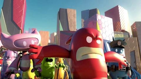 De Blob 2 - Trailer