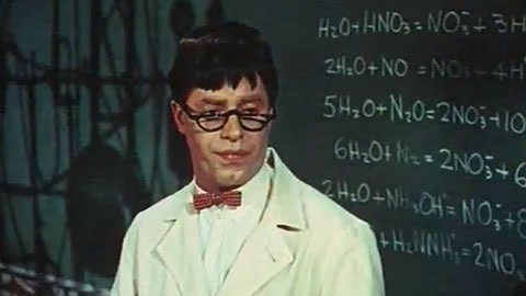Der verrückte Professor (The Nutty Professor, 1963) - Kinotrailer