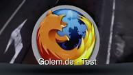 Mozilla Firefox 4 - Test