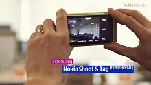 Nokia Shoot and Tag