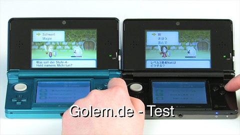 Nintendo 3DS - Test