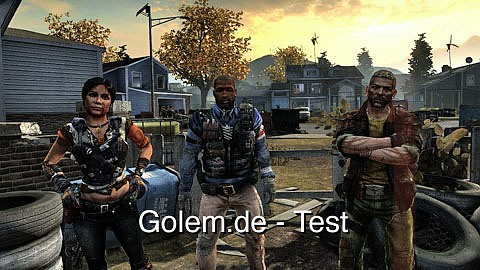 Homefront - Test