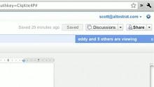 Google zeigt neues Kommentarsystem in Google Docs