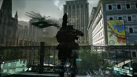 Crysis 2 - Trailer (Gatekeepers Gameplay)