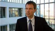 Telekom-Chef René Obermann erläutert den Ausstieg aus dem US-Markt