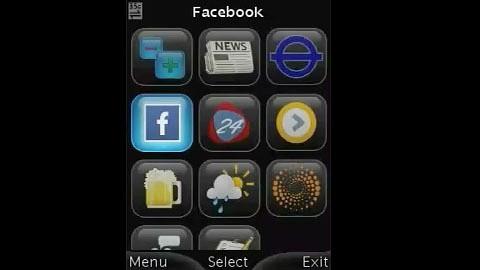 Snaptu - Facebook Mobile Application
