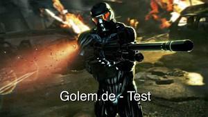 Crysis 2 - Test