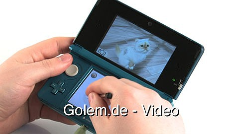 Nintendogs plus Cats - Gameplay vom Nintendo 3DS