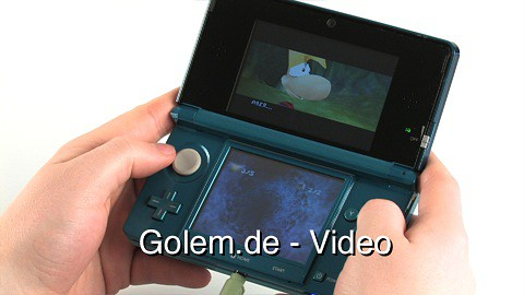 Rayman 3D - Gameplay vom Nintendo 3DS