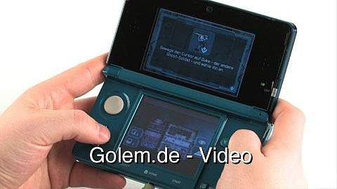 Tom Clancy's Ghost Recon Shadow Wars - Gameplay vom Nintendo 3DS