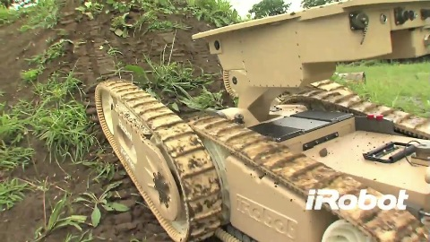 iRobot Warrior 710 - Herstellervideo