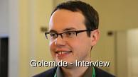 Interview mit Sebastian Knödel auf der Droidcon 2011