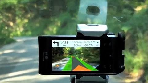Wikitude Drive - AR-Navigation für Smartphones