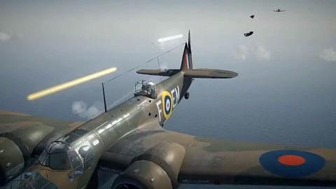 IL-2 Sturmovik Cliffs of Dover - Debut-Trailer