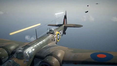 IL-2 Sturmovik Cliffs of Dover - Debut-Trailer