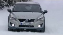 Volvo C30 Electric - Wintertests - Herstellervideo