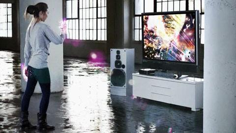 Child of Eden - Trailer (Kinect)