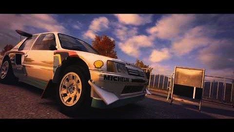 Dirt 3 - Trailer (Group B Rally Lives On)