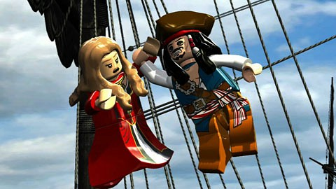 Lego Pirates of the Caribbean - Trailer