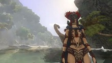 Age of Conan - Trailer (Dreamworld Engine mit Nvidia Physx)