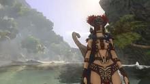 Age of Conan - Trailer (Dreamworld Engine mit Nvidia Physx)