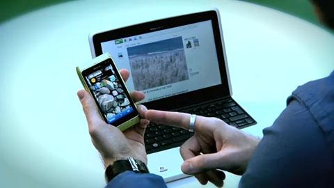 Nokia Drop - Herstellervideo