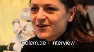 Project Romeo - Interview mit Petra Koudelkova auf der Hannover Messe 2011