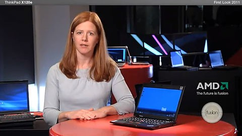 Thinkpad - erster Eindruck X120e - Herstellervideo