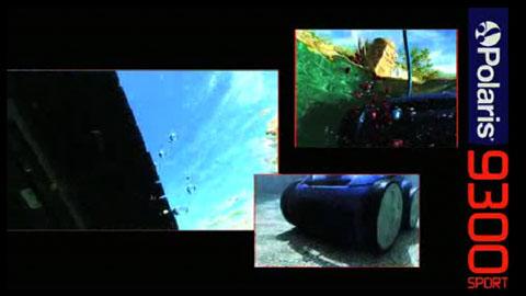 Polaris 9300xi - Roboter für den Swimmingpool - Herstellervideo