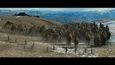 10,000 B.C. - Kinotrailer