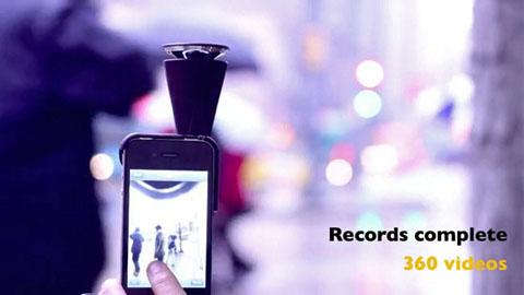 Gopano Micro - 360-Grad-Videos mit dem iPhone - Herstellervideo