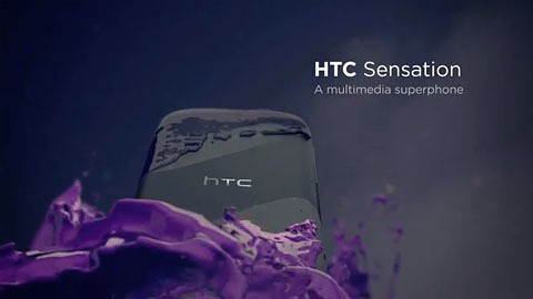 HTC - Sensation First Look - Herstellervideo