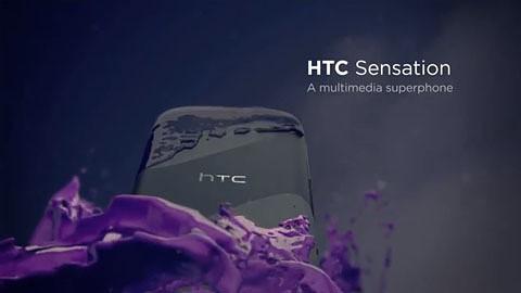 HTC - Sensation First Look - Herstellervideo