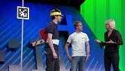 Kinect als Navigationshilfe für Sehbehinderte - MIX11